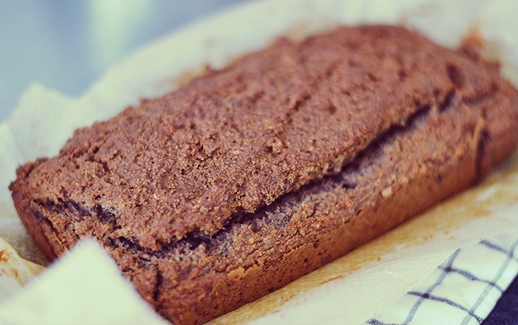 Gluten and lactose free bread via bananabloom.com