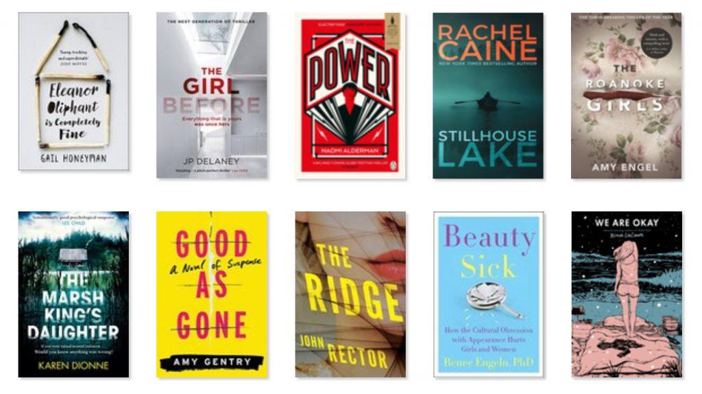10 More Books I've Read in 2017