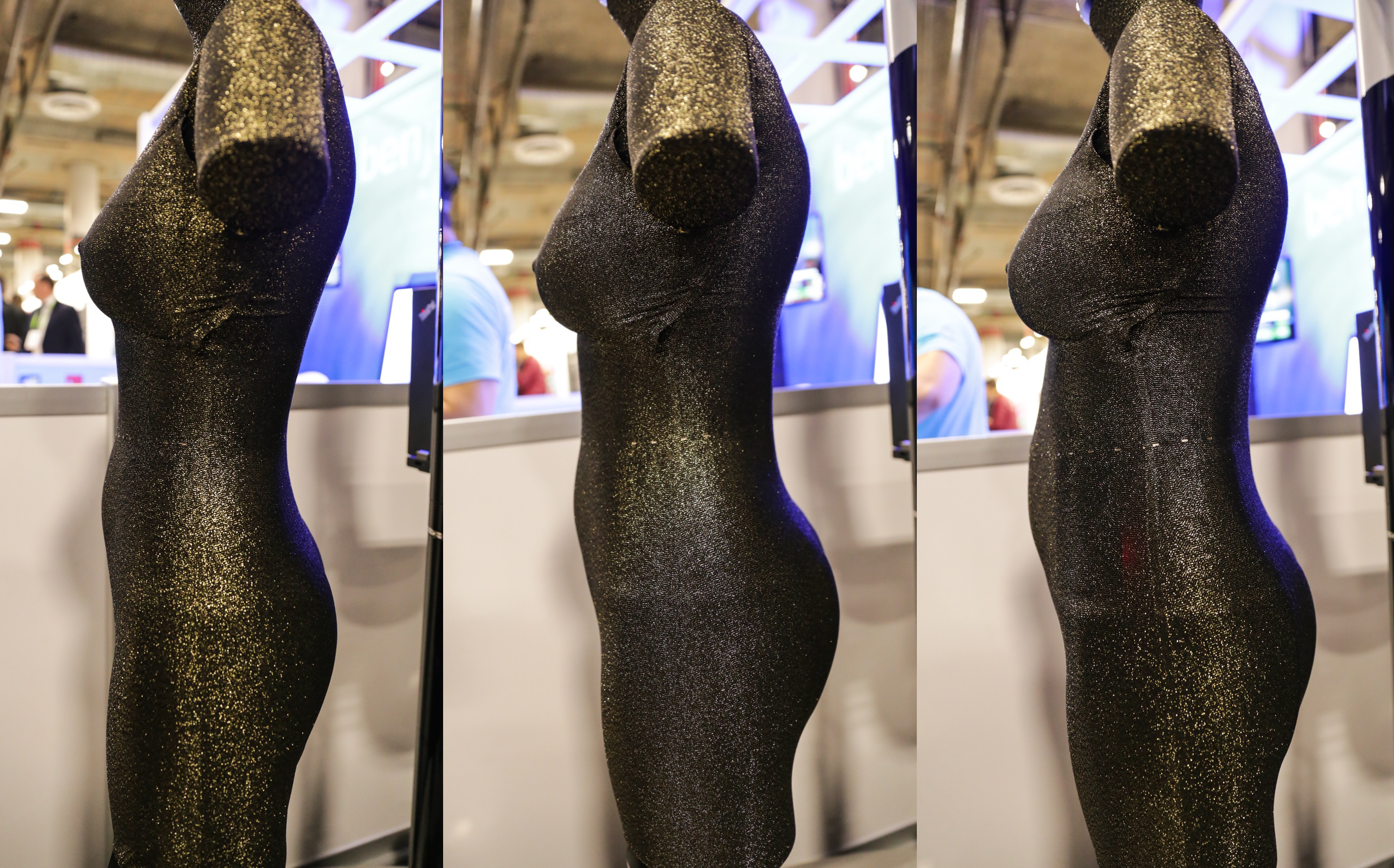 A Mannequin That Goes Against The Idea of One-size-fits-all