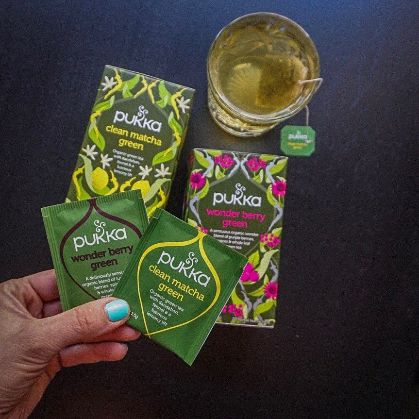 What's so Great about Green Tea? |http://BananaBloom.com