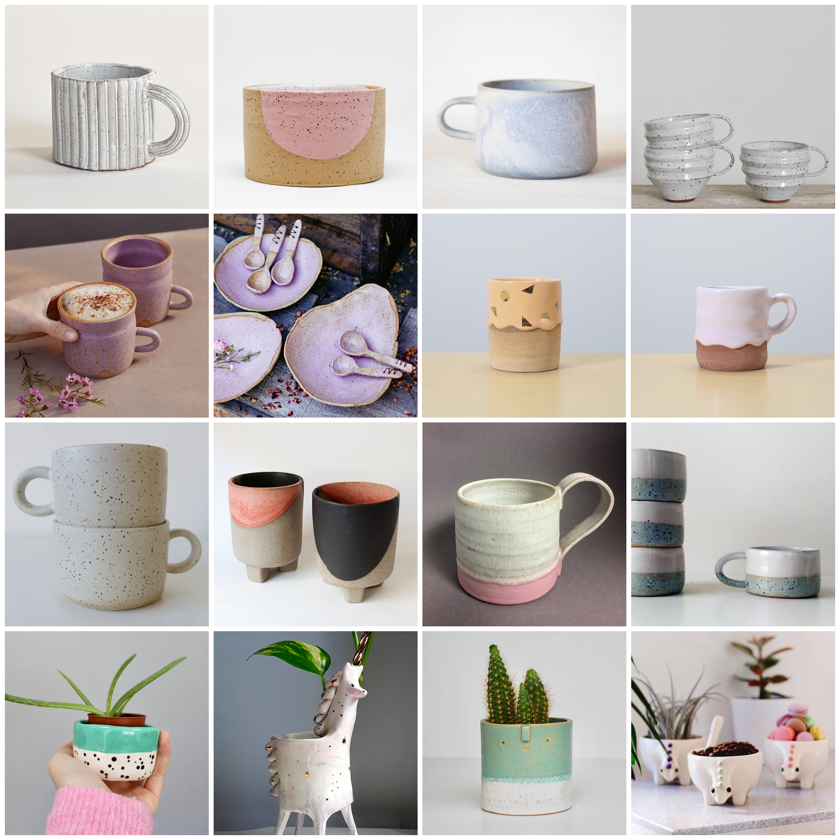 Where To Find Beautiful Ceramics | http://BananaBloom.com