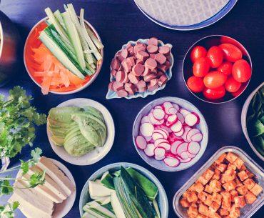 Vegan Food Prep   http://BananaBloom.com